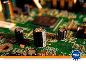 Cuide dos componentes que podem oxidar