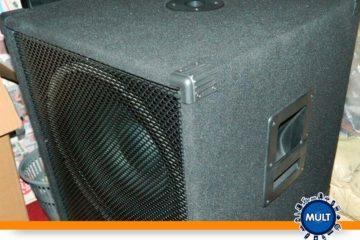 Modelos de cantoneira para proteger seu amplificador