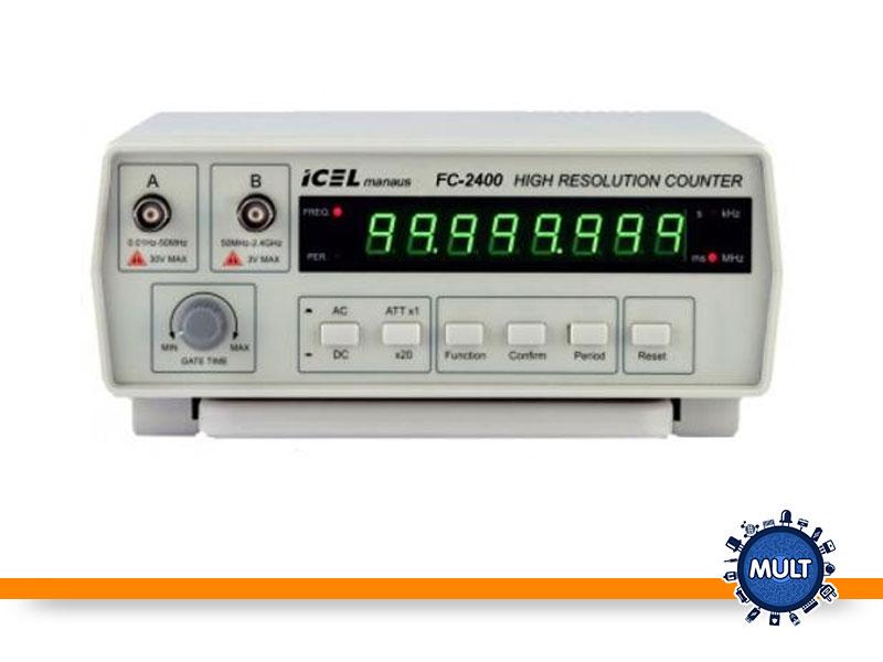 onde encontrar frequencímetro