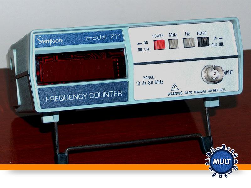 tipo de frequencímetro