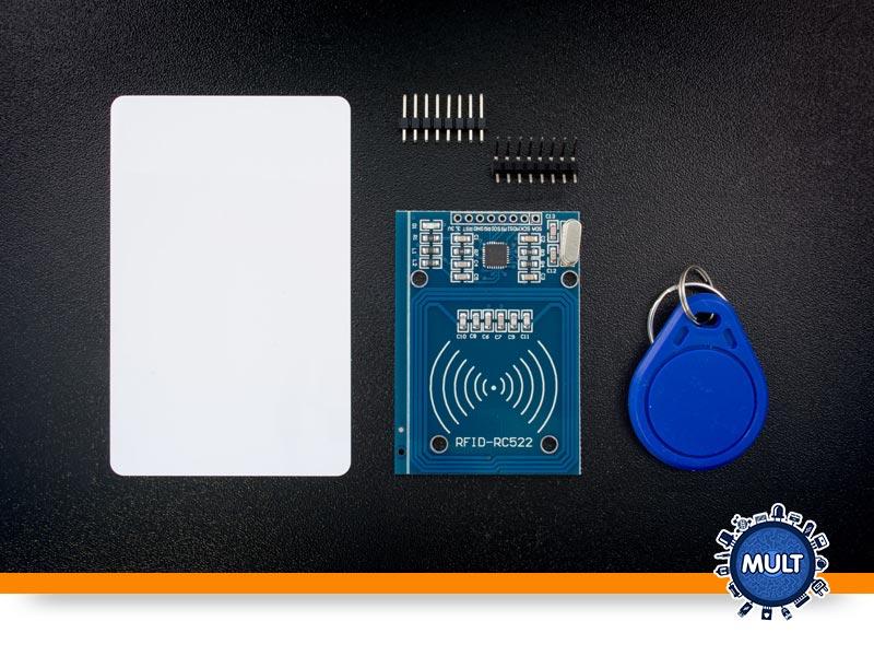 Como funciona o Sistema RFID_