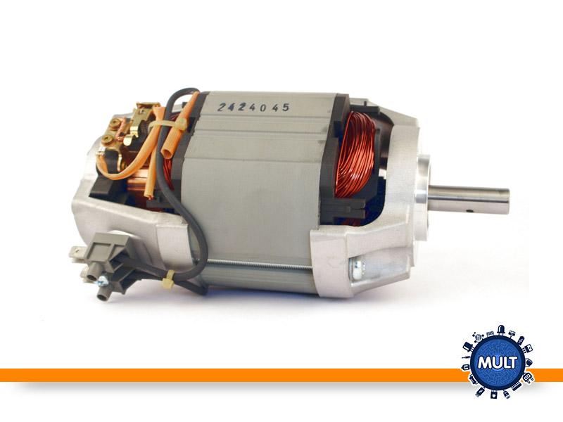 Motor CC X Motor CA