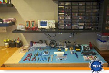 Principais ferramentas para eletrônica para ter na bancada