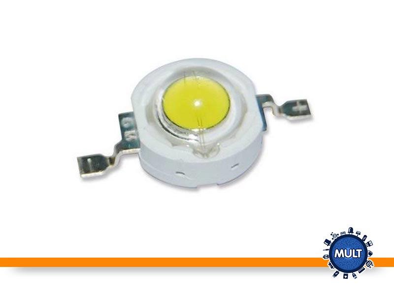 LED de potência de brilho