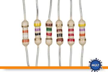 você sabe ler código de cores dos resistores