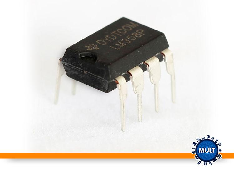 o que é um amplificador operacional