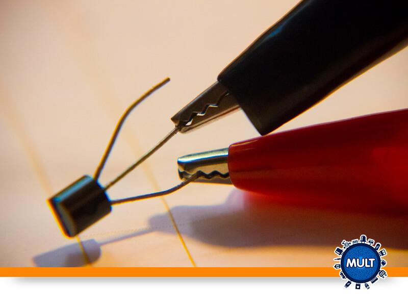 como testar transistor
