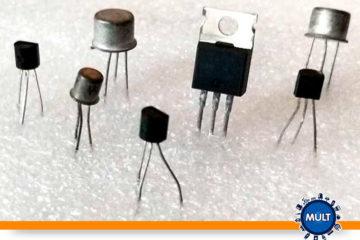 como testar transistores e como diferencia-los