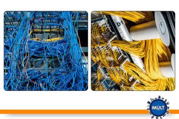 como organizar cabos e fios