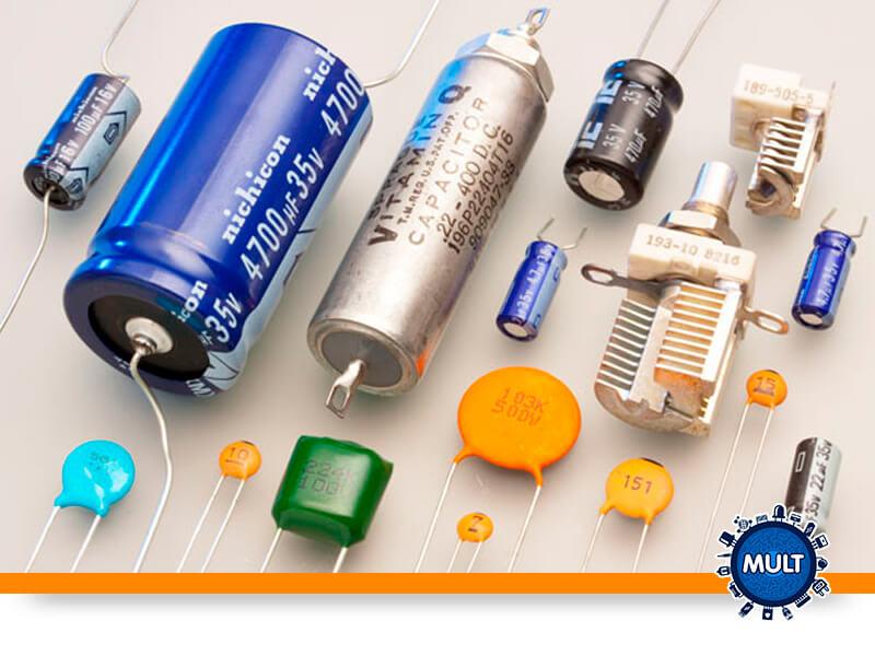 tipo de capacitores