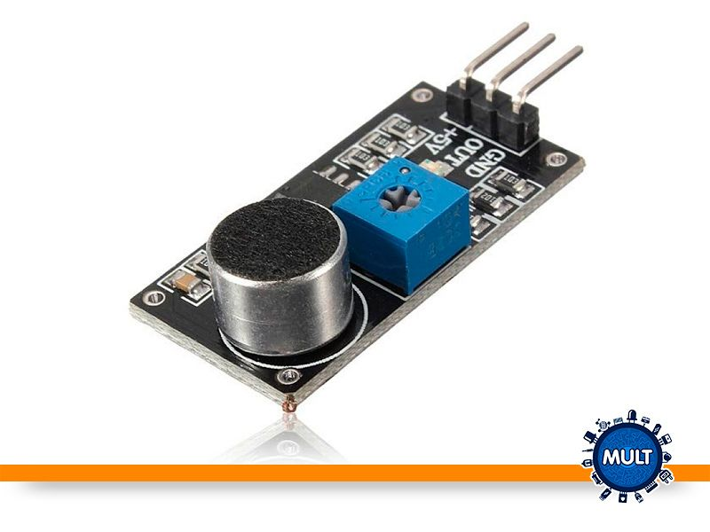 sensores acusticos